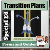IEP Transition Plan Template