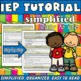 IEP Writing Help Complete Guide: Tools for Special Education Students