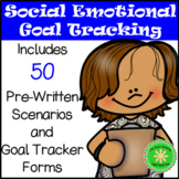 Social Emotional Situations and Data Collection Forms