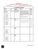 IEP at a Glance - Template