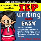Special Educaton IEP writing tools