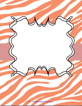 IEPs/Re-Evals At-A-Glance and Binder Covers (Peach Tones)