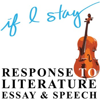 IF I STAY Essay Prompts & Grading Rubrics