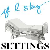 IF I STAY Setting Analyzer - Physical & Emotional