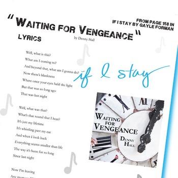 IF I STAY Waiting for Vengeance Song Lyrics Analysis