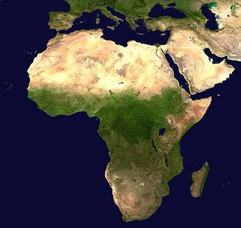 IF I VISITED AFRICA TODAY . . .