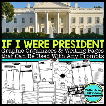 IF I WERE PRESIDENT WRITING - PRESIDENTIAL ELECTION 2016 - NOVEMBER WRITING