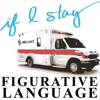 IF I STAY Figurative Language Bundle