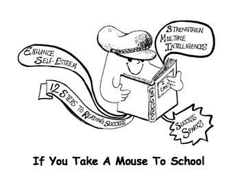 IF YOU TAKE A MOUSE TO SCHOOL Success Sparks Reading Adventure!