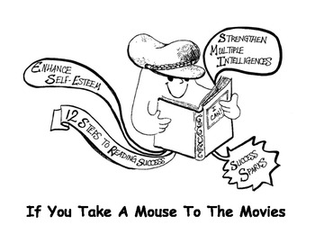 IF YOU TAKE A MOUSE TO THE MOVIES Success Sparks Reading Adventure!