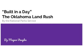 IFL Built in a Day: Oklahoma Land Rush