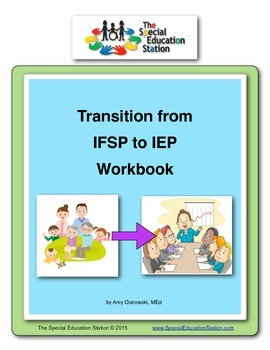 IFSP to IEP Transition Work Book