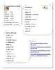 IGCSE FRENCH_SUMMARY SHEET_TRICOLORE 4_UNIT 5