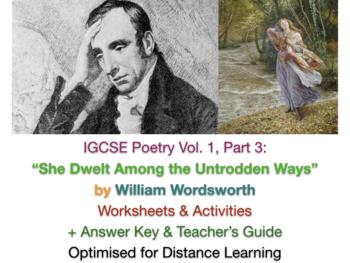 "IGCSE Poetry: ""She Dwelt Among the Untrodden Ways"" by William Wordsworth"