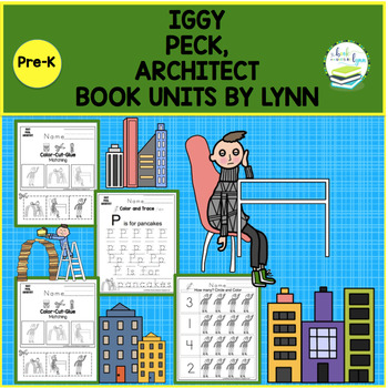 IGGY PECK, ARCHITECT  BOOK UNIT
