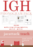 IGH Phonogram Pack (Spalding Based)