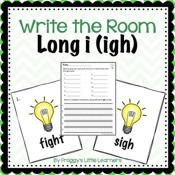 IGH Write the Room