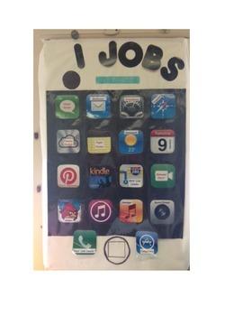 IJOB Classroom Job Chart