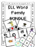 ILL Word Family Bundle