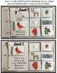 ILLINOIS State Symbols ADAPTED BOOK for Special Education
