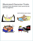 ILLUSTRATED CHARACTER TRAITS