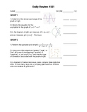 IM4 Single Worksheet - Daily Review #551
