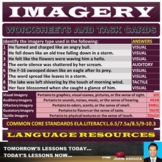IMAGERY WORKSHEETS WITH ANSWERS