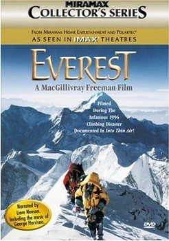 "IMAX ""Everest"" Video Table"
