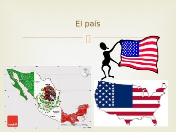 IMMIGRATION Powerpoint Vocabulary and blackline word list