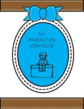 IMMIGRATION SCRAPBOOK (companion to In the Year of the Boar and Jackie Robinson)
