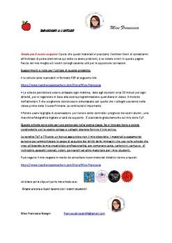 IMPARIAMO A CONTARE 1-10  SCUOLA DELL'INFANZIA