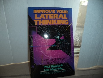 IMPROVE YOUR LATERAL THINKING  0 8069 1374 6