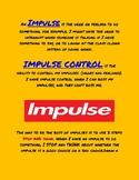 IMPULSE CONTROL CLASSROOM ACTIVITIES