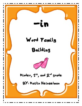 IN Family Word Building