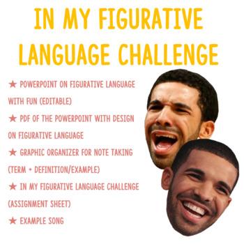 IN MY FIGURATIVE LANGUAGE CHALLENGE