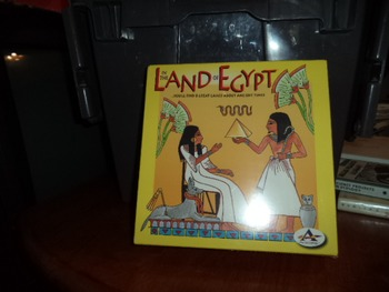 IN THE LAND OF EGYPT  ISBN 1-57057-414-6