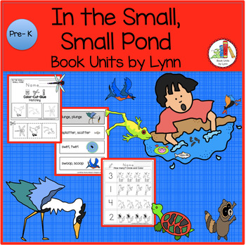 IN THE SMALL, SMALL POND BOOK UNIT