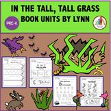 IN THE TALL, TALL GRASS BOOK UNIT