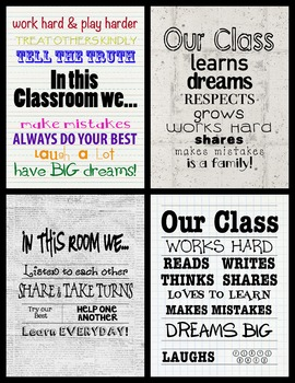 IN THIS CLASSROOM SUBWAY ART BUNDLE