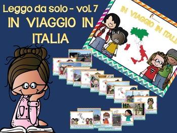 IN VIAGGIO IN ITALIA - Leggo da solo vol. 7