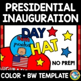 INAUGURATION DAY CROWN: 45TH PRESIDENT HAT TEMPLATES (PATR