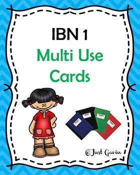INB 1 Multi Use Cards