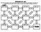 INB ACTIVITY MAZES - Writing Equations of Parallel & Perpendicular Lines