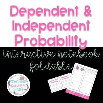 Independent and Dependent Probability
