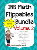 INB Math Flippables Volume 2