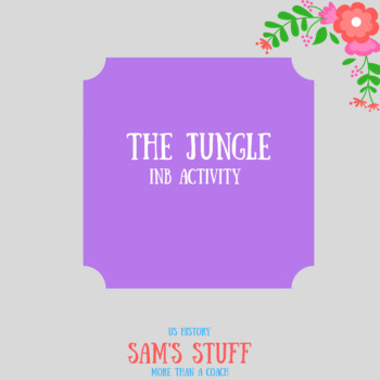 INB Muckrakers Activity: The Jungle