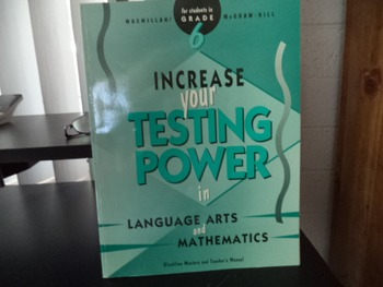 INCREASE  YOUR TESTING POWER IN LANG ARTS & MATH