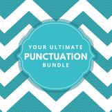 Your ULTIMATE PUNCTUATION BUNDLE - Colons, semicolons, par