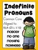 Indefinite Pronouns BUNDLE
