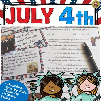 FOURTH OF JULY: INDEPENDENCE DAY